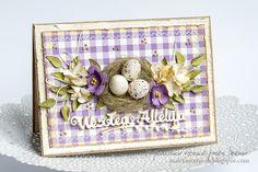 Male fantasies Oli: DT Craft Passion - Purple Easter