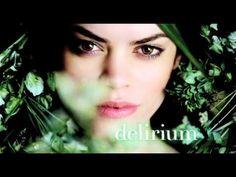 DELIRIUM trilogy by Lauren Oliver.