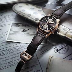 IWC Chronograph Edition Antoine de Saint Exupéry