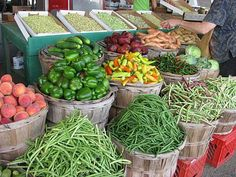 Farmers markets are the best places to get your fresh and seasonal produce. Find out why...
