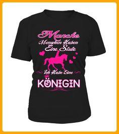 PFERDE KNIGIN SHIRT LIMITIERT - Pferde shirts (*Partner-Link)