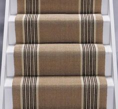 Think summer beach house This Stair Berber Runner by Mohawk is just perfect! Hallway Carpet Runners, Cheap Carpet Runners, Carpet Stairs, House Stairs, Hall Carpet, Sisal Stair Runner, Staircase Runner, Stair Runners, Home Depot Carpet