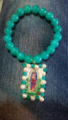 Virgen de Guadalupe #pulsera