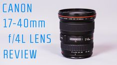 Canon L Series, Canon Ef, Camera Lens, Lenses, Youtube, Youtubers, Youtube Movies