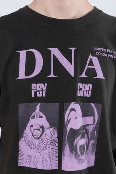 666df884369 Black Weirdos DNA Tee Black Weirdos is available in Brisbane Queensland  Australia at Violent Green Albert