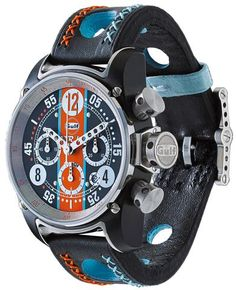 B.R.M. Watches T12-44 Limited Edition!