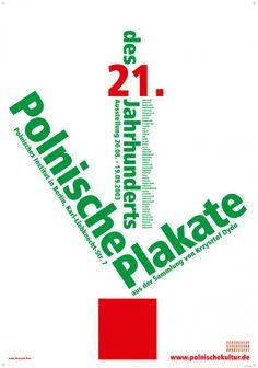 Polnische Plakate