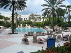 Swimming Pools at Gaylord Palms Resort
