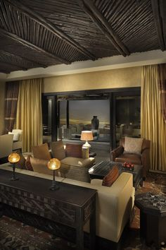 Qasr Al Sarab Desert Resort by Anantara, UAE