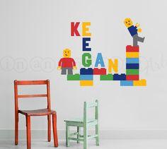 lego effect style torn wall sticker not associated with lego brand rh pinterest com LEGO Wall Decor LEGO Wall Decor