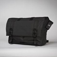 MISSIONWORKSHOP – Monty Weatherproof Roll Top Messenger Bag - Freshness Mag