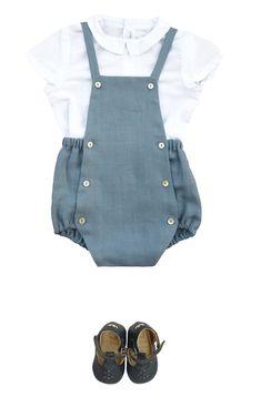 Marie Puce Paris - roupas de grife para crianças - looks - Baby kleidung Junge - Vintage Kids Fashion, Vintage Outfits, Vintage Girls Dresses, Vintage Dress, Baby Outfits, Kids Outfits, Baby Boy Fashion, Toddler Fashion, Looks Style