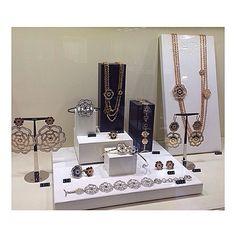 """#waiting #for @vicenzaoro #with #Rebecca #rebeccajewels #rebeccajewelry #elegance #fashion #jewels #jewelry #jewellery #musthave #firenze #florence…"""