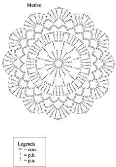 Crochet Doily Rug in Ecru 38 Motif Mandala Crochet, Crochet Potholder Patterns, Crochet Placemats, Crochet Flower Patterns, Crochet Diagram, Crochet Chart, Thread Crochet, Crochet Doilies, Crochet Flowers