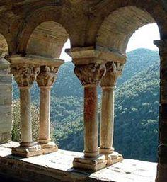 The Priory at Serrabone, France
