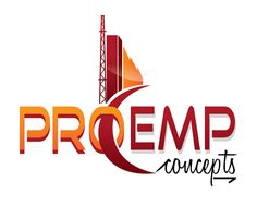 Proemp Concepts Logo Design India, Professional Logo Design, Creative Logo, Concept