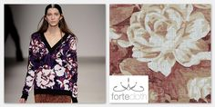 Fast forward from #Fashion to floor with Forte Cloth! #LFW #LFW15