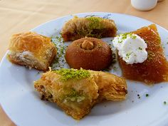 turkish sweets - Google Search