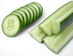 Rub tarnished faucets with a cucumber slice. Not only will it remove years of tarnish, but it will leave it streak free!