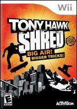 Boxshot: Tony Hawk Shred by Activision