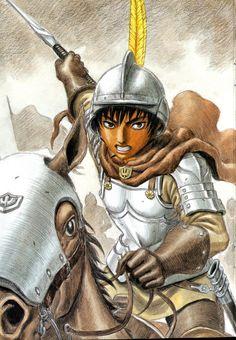 Caska #Berserk #Manga