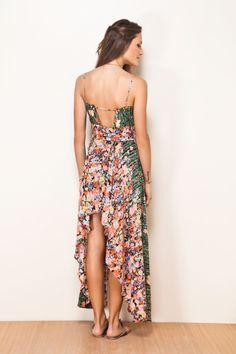 vestido farm dress