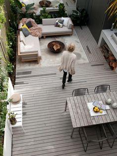 Terrasse en bois – 75 idées pour une déco moderne