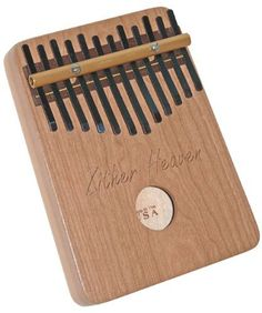 12 Note Cherry Thumb Piano by Zither Heaven. $30.49. Clean lines and solid construction distinguish the Zither Heaven thumb piano from the multitude of other varieties created around the world. The keys on the 12 note thumb piano form a diatonic scale. To play the thumb piano (also known as the mbira or kalimba), the musician pushes down on a key with a thumb or finger. When the key is released, the vibration resonates in the wooden body. Anyone who picks up one...