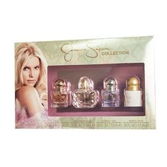 JESSICA SIMPSON 4 Piece Eau de Parfum Spray Coffret Set for Women Jessica Simpson http://www.amazon.com/dp/B00HY0EW0S/ref=cm_sw_r_pi_dp_fxBavb1K9FQZM