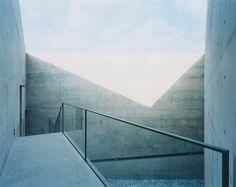 Chichu Art Museum by Tadao Ando