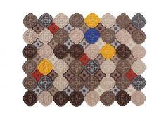Hand Tufted Hydra rug - GAN