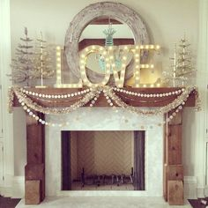 Love Mantel