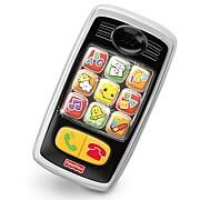 Fisher Price Laugh & Learn Smilin' Smart Phone $13.99 #coupay #phone