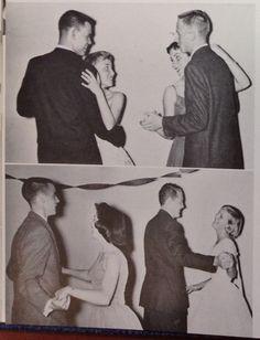 Senior Ball of 1958-1959