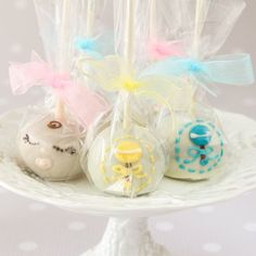 Cake Party Favors