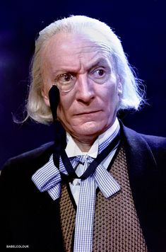William Hartnell, the Doctor. Ninth Doctor, First Doctor, Doctor Who Convention, Original Doctor Who, Dr Williams, Doctor Who Companions, William Hartnell, Blake Lively Style, Classic Doctor Who