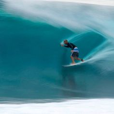 Surfing in motion