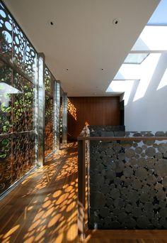 Interior, Daniel Monti House