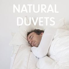 That's what we do....Natural Duvets. www.zizzz.ch