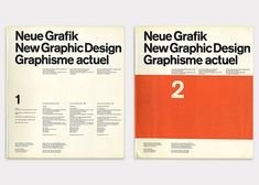 Neue Grafik Magazine