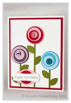 Stampin' Up! Flower Punch