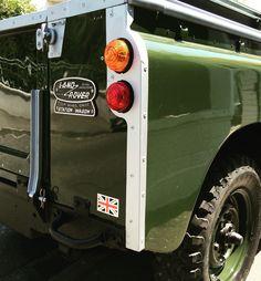 Land Rover Series Bronzegreen RG