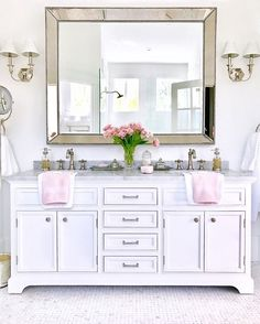 8 Relaxing Tricks: Small Bedroom Remodel Before And After bedroom remodeling floating shelves.Master Bedroom Remodel Wainscoting bedroom remodel on a budget tips. Bad Inspiration, Bathroom Inspiration, Small Bathroom, Master Bathroom, Bathroom Ideas, White Bathroom, Bathroom Designs, Condo Bathroom, Restroom Ideas