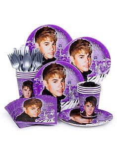 Justin Bieber Economy Box