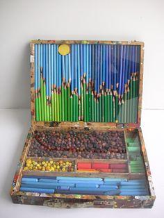 Landscape Painter's Colour Box - 2006  Anu Tuominen