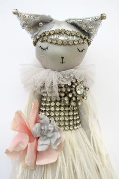 Alice Mary Lynch   Dollmaker: BLOG  For handmade dolls that have interchangeable eyes and mouths, visit jessicadolls.com!