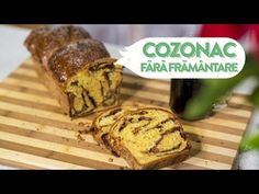 Cozonac fara framantare - YouTube Banana Bread, Favorite Recipes, Sweets, Desserts, Food, Youtube, Deserts, Good Stocking Stuffers, Goodies