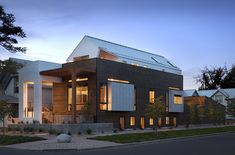 project Street House 9 Contemporary Three Level Home Showcasing Creative Design Features in Denver
