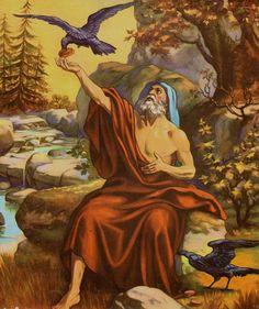 attribute?, Elijah and the Ravens