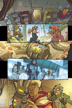 Arcade Boy #3 - page 1